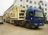 ISO/Ce Bescheinigung-Mobile/Felsen-/Stein-/Kiefer-Zerkleinerungsmaschine für die Zerquetschung des Produktionszweiges