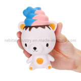 Kawaii Fun décor Squishy lent à la hausse de l'ours Kid Squeeze Toy