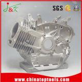 鋼鉄精密鋳造は機械装置部品のためのダイカストを
