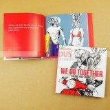 Книжное производство детей книга в твердой обложке индивидуального обслуживания офсетной печати дешевое