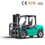 Cer zugelassener Dieselgabelstapler 7.0t