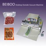 Máquina de embalagem de selagem a vácuo externa / externa de mesa