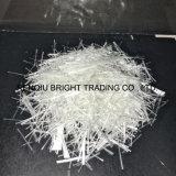 6mm de fibra de vidrio reforzada filamentos picados