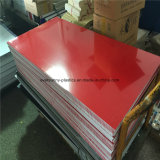 Strato di plastica di colore dell'ABS di buona qualità del commercio all'ingrosso del prodotto della plastica dell'ABS doppio