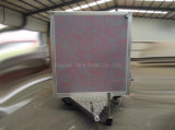 新しい到着の屋外の移動式食糧トレーラー