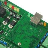 32-Bit Red puerta doble Junta de Control de Acceso