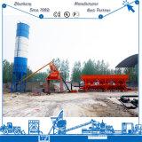 Fabricante de planta de procesamiento por lotes por lotes concreto mezclado mojado prefabricado Hzs automático a estrenar (HZS50)