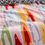 ホーム織物によってMicrofiberの印刷されるホーム寝具