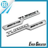 Superman 3D Material Cromado Emble Emblema do logotipo do carro