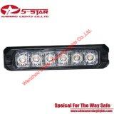 R65 LED Emergency Fahrzeug-Gitter Lighthead Warnleuchte