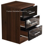 High Gloss Ottawa Bedroom Sliding Wardrobe Dresser Set