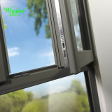 American Style Low-E en verre de fenêtre en aluminium