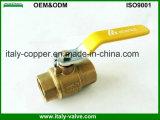 Válvula de esfera de bronze de venda quente da água (AV1067)
