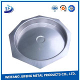 Прессформа металла алюминиевая подвергая механической обработке штемпелюющ части для резцовой коробка/раковины