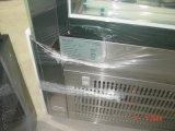 Cuadrado de la torta refrigerada Display Portafolio- (WZ3-5R)