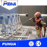 鋼鉄クリーニング発破部屋のサンドブラスト装置