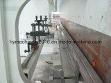 Nous avons67K-100X2500 plieuse hydraulique CNC la plaque en acier & presse plieuse hydraulique