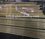 Astmb111 Cuzn28Sn1 Tubo de latón para turbina de vapor