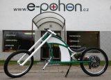 Kit 1000W de la conversión del motor del eje de la bici de E con el regulador incorporado