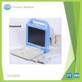 De volledige Digitale Machine van de Ultrasone klank van B Model Draagbare yj-U300