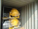 Misturador concreto móvel elevado de motor Diesel de capacidade Jfa-1