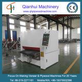 木はパネル・ボードの機械装置、合板または合板の生産Line/MDFの紙やすりで磨く機械のための速い紙やすりで磨く機械を基づかせていた