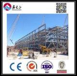 Structure en acier de construction de l'atelier mobile (BYSS004)