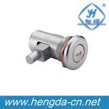 Yh9790 de alta qualidade em liga de zinco fechadura de porta de gabinete de fechadura