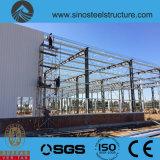 Marcação BV Estrutura de aço com certificação ISO (Depósito TRD-012)