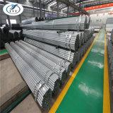 Fábrica galvanizada del tubo de acero de la fuerza extensible de China