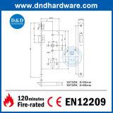 증명서를 주는 화재 정격을%s 가진 문 기계설비 밤 래치 (DDML6072NL)