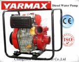 """Yarmax 무쇠 농업 관개 1.5 인치 1.5 """" 휴대용 디젤 엔진 수도 펌프 Ymdp15I 제조자"""