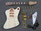 Guitarra do jogo da guitarra elétrica de Pango Firebird DIY/DIY (PFB-511K)