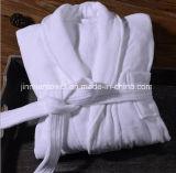 Commerce de gros format personnalisé, le logo cheap gaufre Hotel salle de bain robe de coton