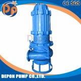 Submersível vertical 4 polegadas da bomba eléctrica de água do rio