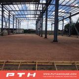 Сертифицирована ISO стальные конструкции строительство склада