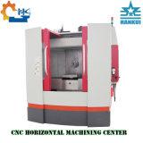 Центр H45 CNC 4 осей горизонтальный подвергая механической обработке