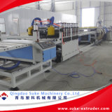 Feuille de mousse PVC Extrusion Making Machine (SJSZ80x156)
