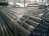 Pre гальванизированное изготовление Китая стальных труб