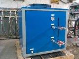 Sistema de arrefecimento de água de circuito fechado para indução de arrefecimento do aquecedor