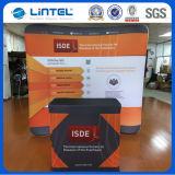 10ft incurvée présentoirs publicitaires en tissu de tension (LT-24)
