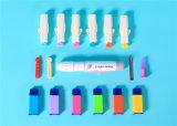 Lancetas de sangue com marca do Ce