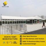 Huaye Standardglasereignis-Zelt mit Eingang (hy305b)