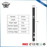Hauch-elektronische Wegwerfzigarette des 210mAh E Zigarettevaporizer-500