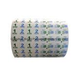 Paquete impresas precios del papel de aluminio