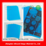 8 x 10 pulgadas de inyección de tinta para mascotas Azul Rayos X película usada