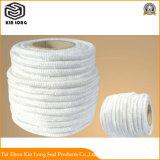 Imballaggio della fibra di vetro. ; Nuovo imballaggio della vetroresina della treccia quadrata della fibra di vetro della corda della treccia quadrata della vetroresina di disegno 2018;