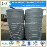 Protezioni di estremità servite dell'accessorio per tubi dell'acciaio inossidabile per le caldaie