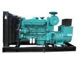 50kw Powerplant Engine Open Diesel Genset Diesel Generator Set
