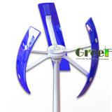 5 квт вертикальный ветровой турбины электрический приносящих доход видов ветряных мельниц для продаж